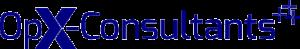 Logo opX - consultants